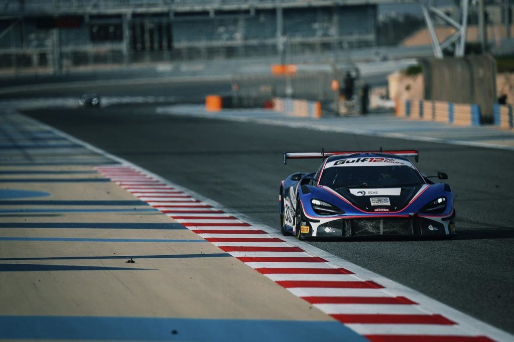 Gulf 12H | Sakhir, Gara: dominio della McLaren di 2 Seas Motorsport, Rossi 4°