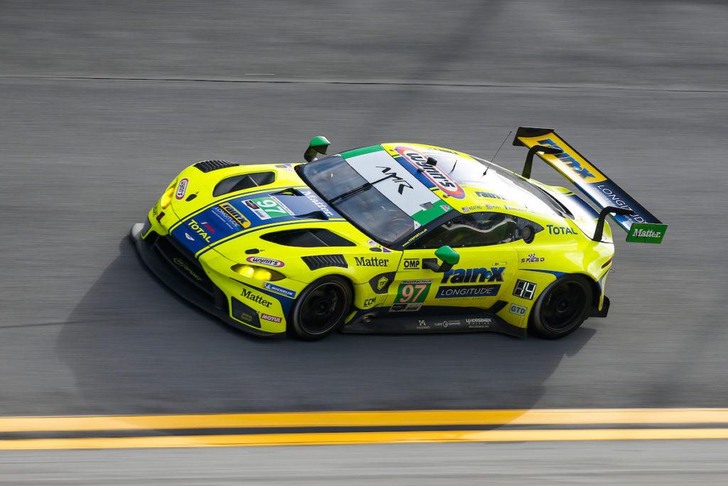 IMSA   Aston Martin apre uno spiraglio di possibilità per la GTD Pro?
