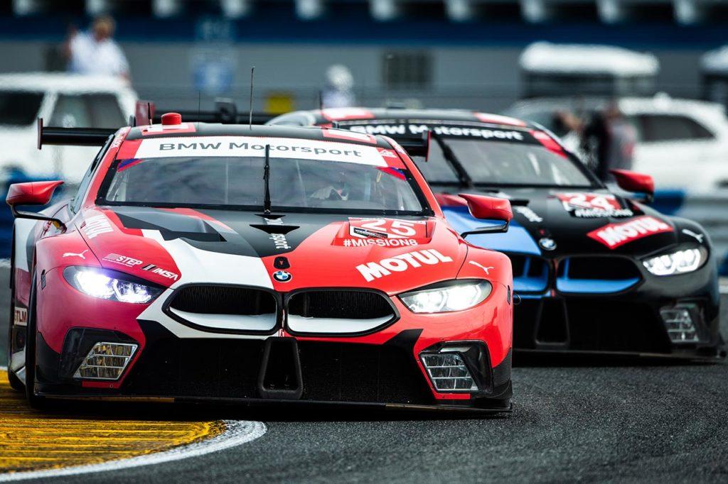 IMSA | BMW spreca le ottime qualifiche, aspettative positive sulla 24 Ore di Daytona