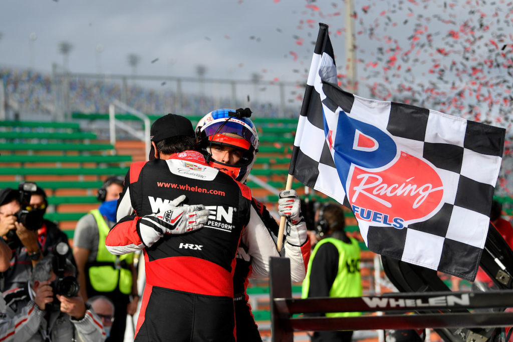IMSA | 24 Ore di Daytona, Qualification Race: Nasr e Derani dominano con AXR