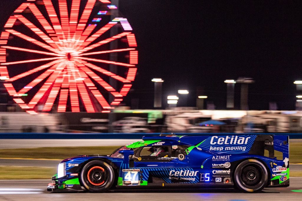 IMSA | Cetilar Racing a caccia del podio alla 24 Ore di Daytona