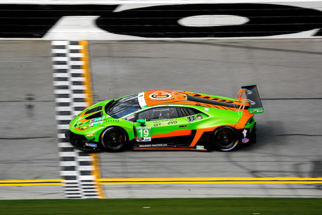 IMSA | GRT Grasser Racing Team a tempo pieno con una Lamborghini nel 2021