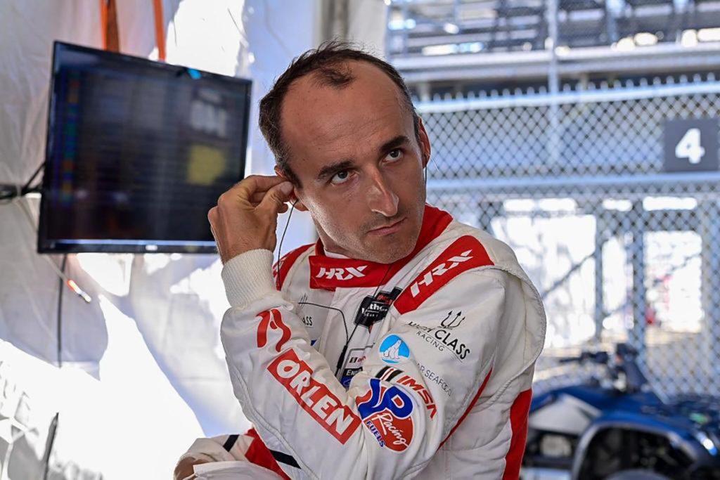IMSA | Kubica mira all'endurance e alle LMP2, DTM escluso in futuro