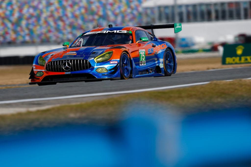 IMSA | Marciello debutta alla 24 Ore di Daytona con la Mercedes di SunEnergy1