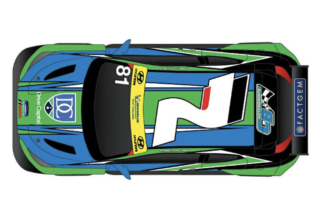 Michelin Pilot Challenge | Una Hyundai Veloster N TCR per la debuttante CB Motorsports