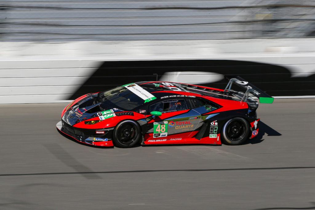 IMSA | Paul Miller Racing di nuovo al via con una Lamborghini nel 2021