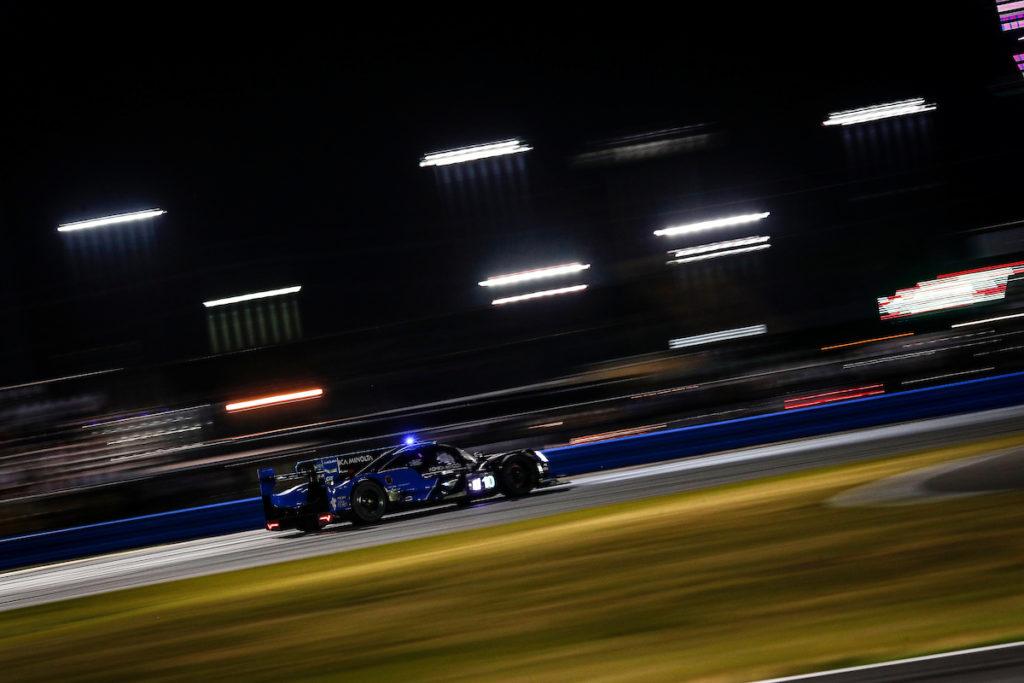 IMSA | 24 ore di Daytona, 12a ora: l'Acura di WTR al comando, Cetilar lotta in LMP2