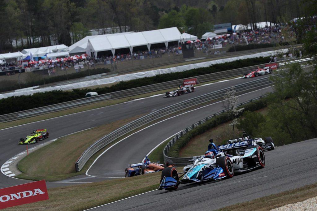 IndyCar   Barber posticipata di una settimana, inizio stagione fissato il 18 aprile