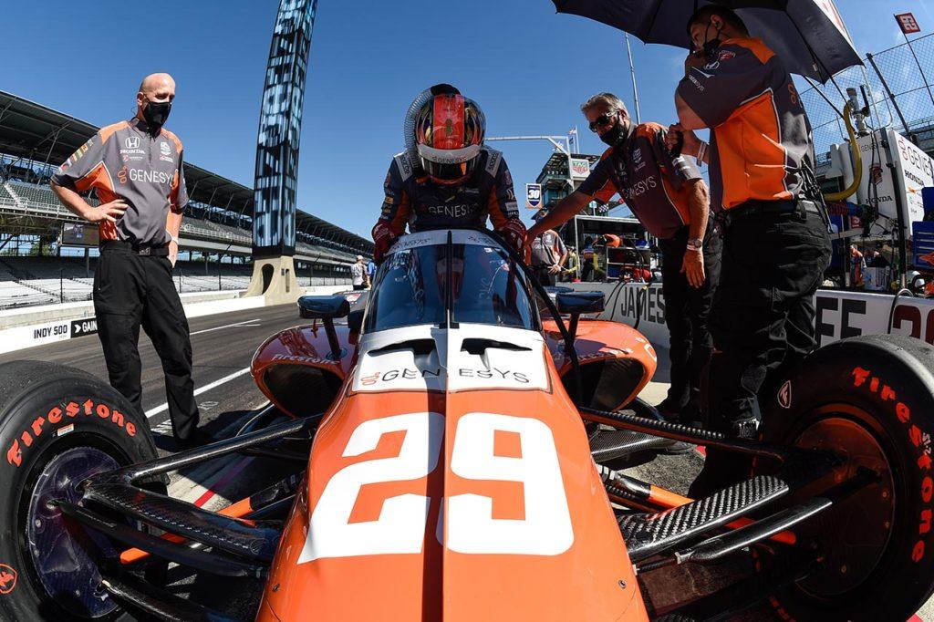 IndyCar | Hinchcliffe ritorna a tempo pieno grazie ad Andretti