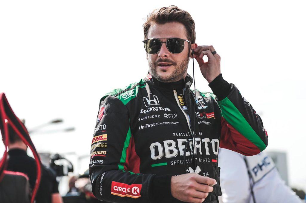 IndyCar   Marco Andretti correrà solo a Indianapolis, confermato ancora Hunter-Reay