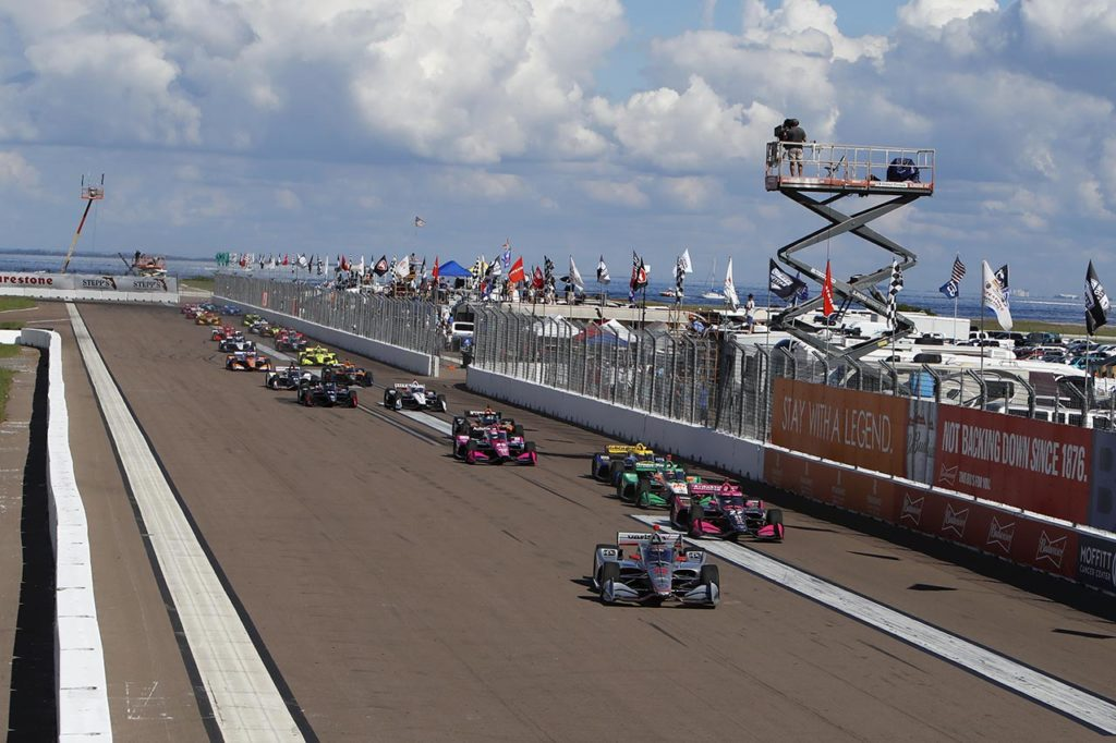 IndyCar | St. Petersburg spostata a fine aprile, Barber apre la stagione 2021