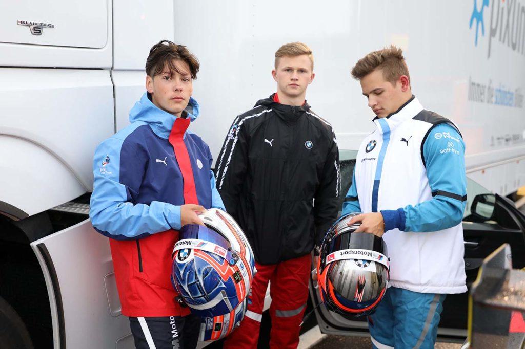 NLS | BMW Junior Team alla 24 Ore del Nurburgring con la BMW M6 GT3