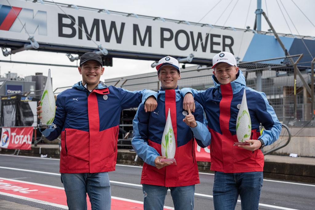 NLS | BMW Junior Team promosso a pieni voti: Harper, Hesse e Verhagen sulla BMW M6 GT3 nel 2021
