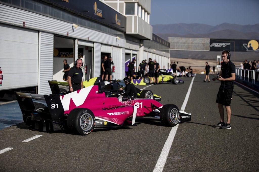 W Series | Si riparte: in programma cinque giorni di test a Valencia ad aprile