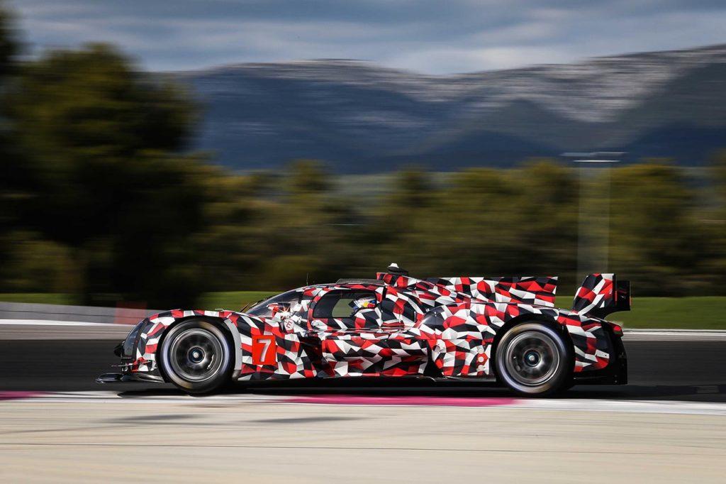 WEC | Toyota svela le prime immagini della GR 010 Le Mans Hypercar