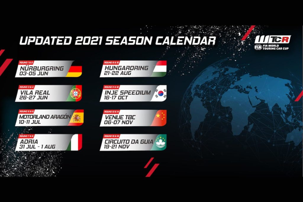 WTCR | Slovakiaring fuori dal calendario, entra Adria a fine luglio