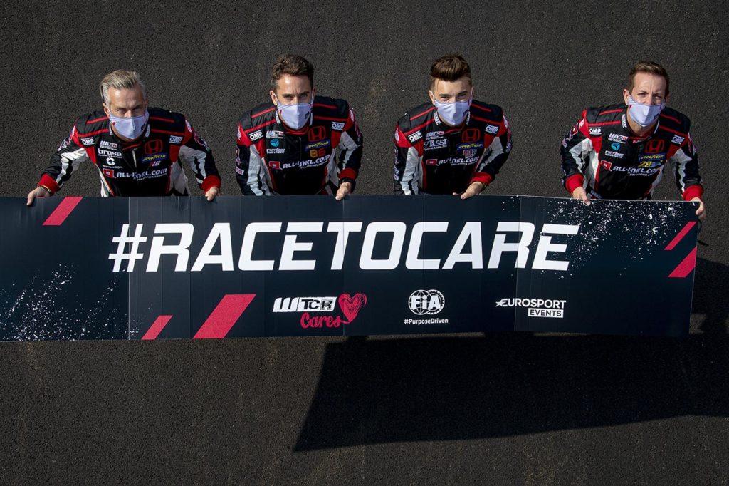 WTCR | Honda conferma il quartetto Girolami-Guerrieri-Monteiro-Tassi