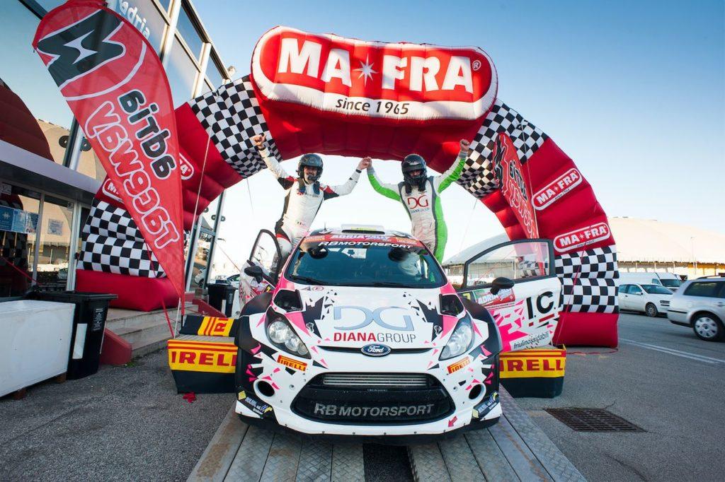 Adria Rally Show 2021, vittoria per Babuin e Gaio. Al Rally del Carnevale svettano Panzani e Bertagna