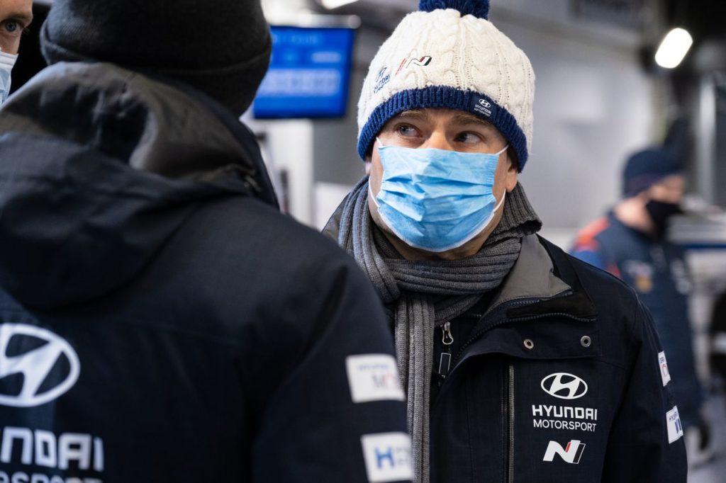 WRC | Adamo analizza cosa è andato storto nel Monte Carlo di Hyundai, ma rassicura per l'Arctic Rally Finland