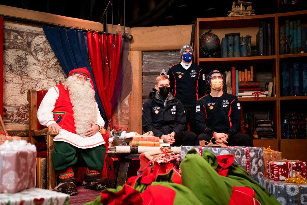 WRC   Varie dall'Arctic Rally Finland: cambi di piloti e navigatori all'ultimo minuto. E Gryazin riceve un invito speciale da M-Sport