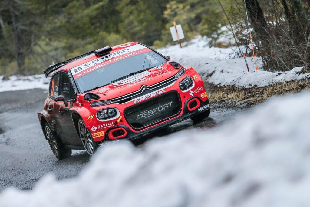 WRC | Citroen, il debutto stagionale di Ostberg potrebbe slittare. Si ragiona intanto sulla C3 Rally2 ibrida