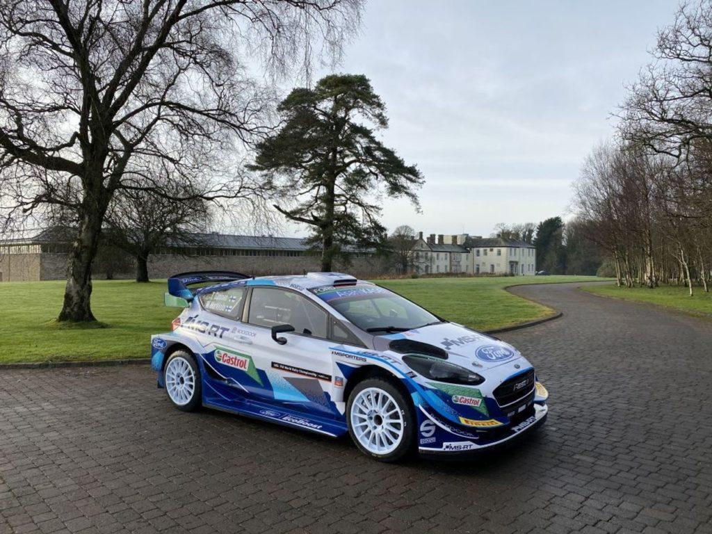 WRC   M-Sport al lavoro per la vettura 2022 ibrida. Potrebbe essere il Ford Puma?