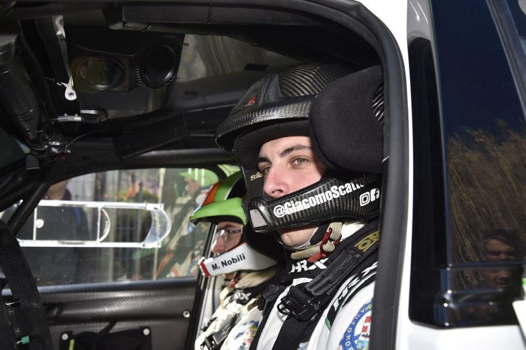 CIR | Movisport conferma Scattolon per la stagione 2021 nel Tricolore Rally