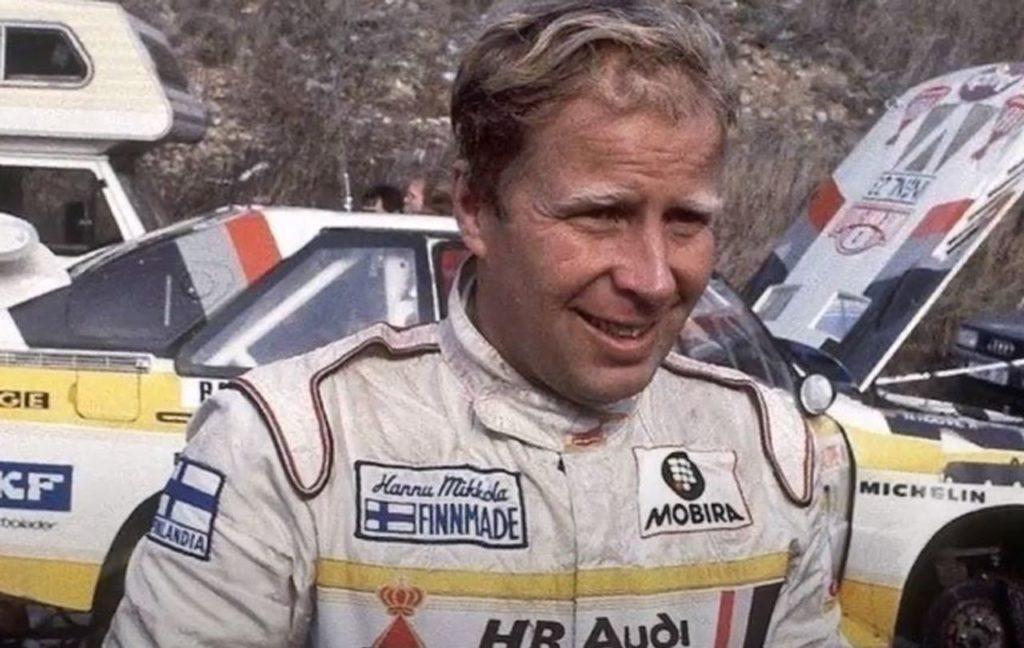 WRC | Hannu Mikkola, 1942 – 2021