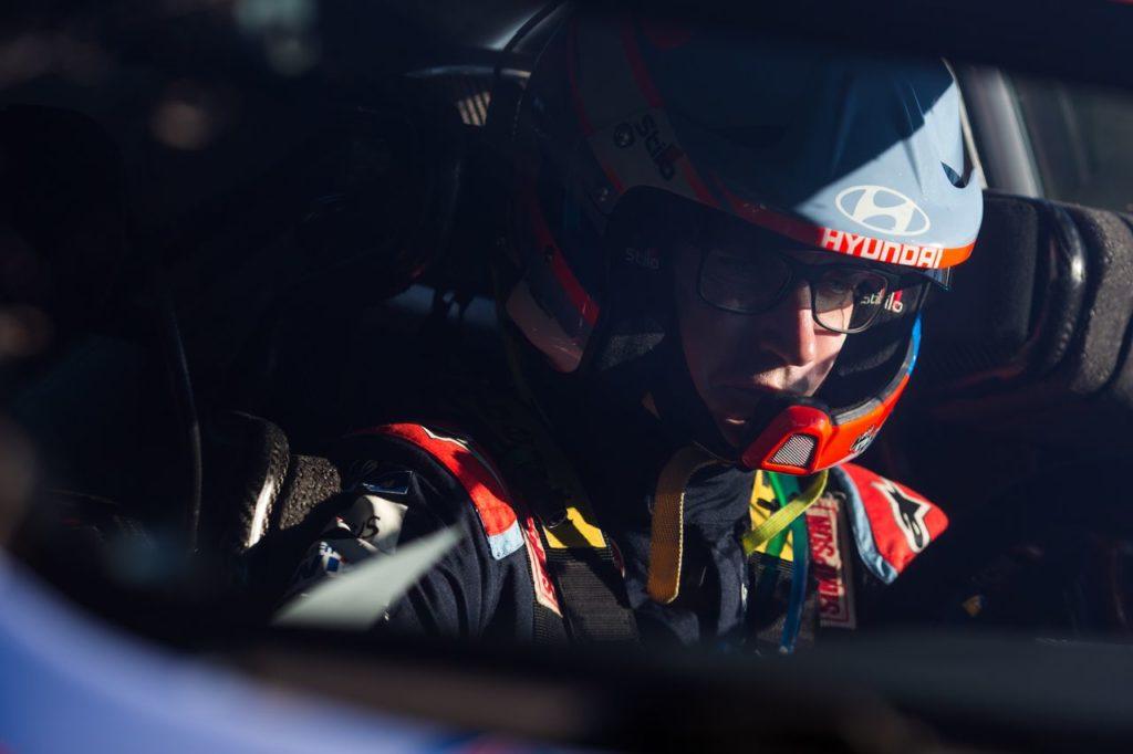 WRC | Nuovi test per la Hyundai i20 N Rally2, con Breen a bordo. Ma sul futuro del team ufficiale tutto tace, per ora
