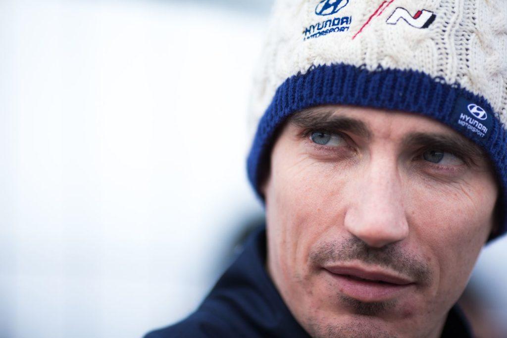 WRC | La formazione Hyundai per l'Arctic Rally Finland: debutto stagionale per Breen