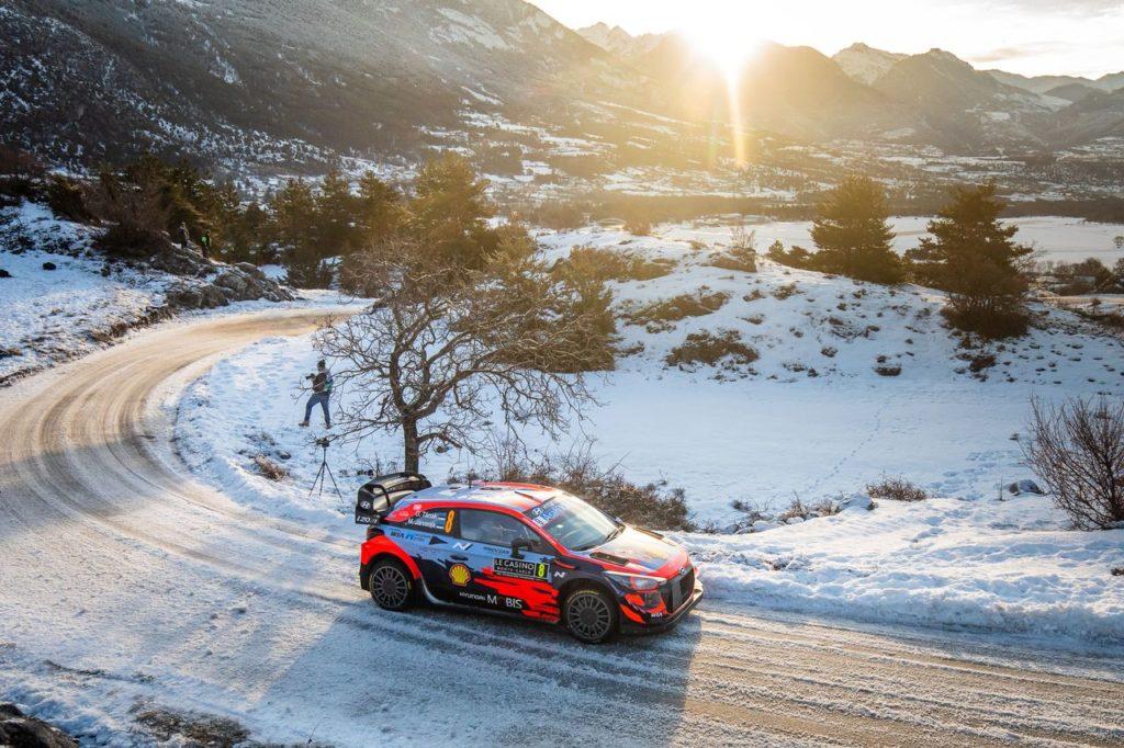 WRC | Verso l'Arctic Rally: Hyundai schiera Tanak e Neuville in Estonia per un rally invernale