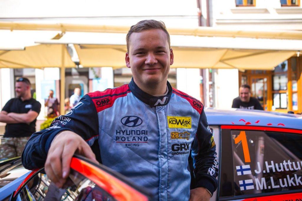 WRC | Entra nella squadra WRC2 di Hyundai Motorsport Jari Huttunen: debutto all'Arctic Rally