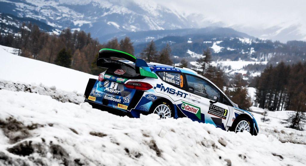WRC | Suninen cerca il rilancio all'Arctic Rally Finland. M-Sport rinnova con Sparco