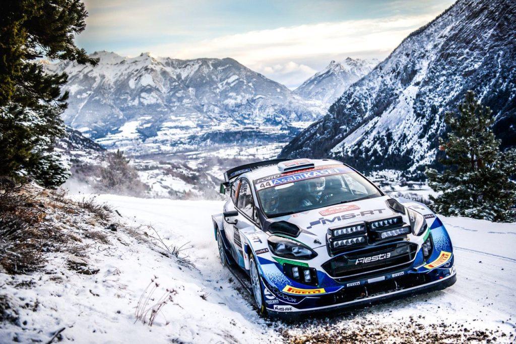 WRC | Arctic Rally Finland: M-Sport impegnata nei test pre gara, inaugurati dal ritorno di Bertelli