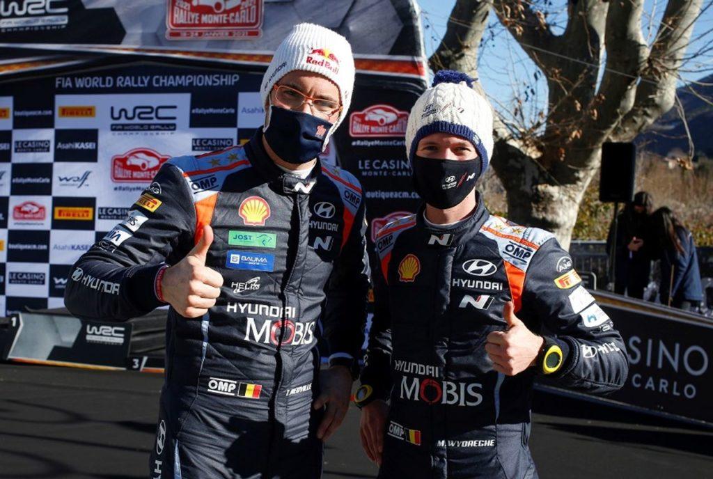 CIR | Neuville e Wydaeghe al Rally Il Ciocco ed il punto sugli ultimi test della Hyundai i20 Rally2