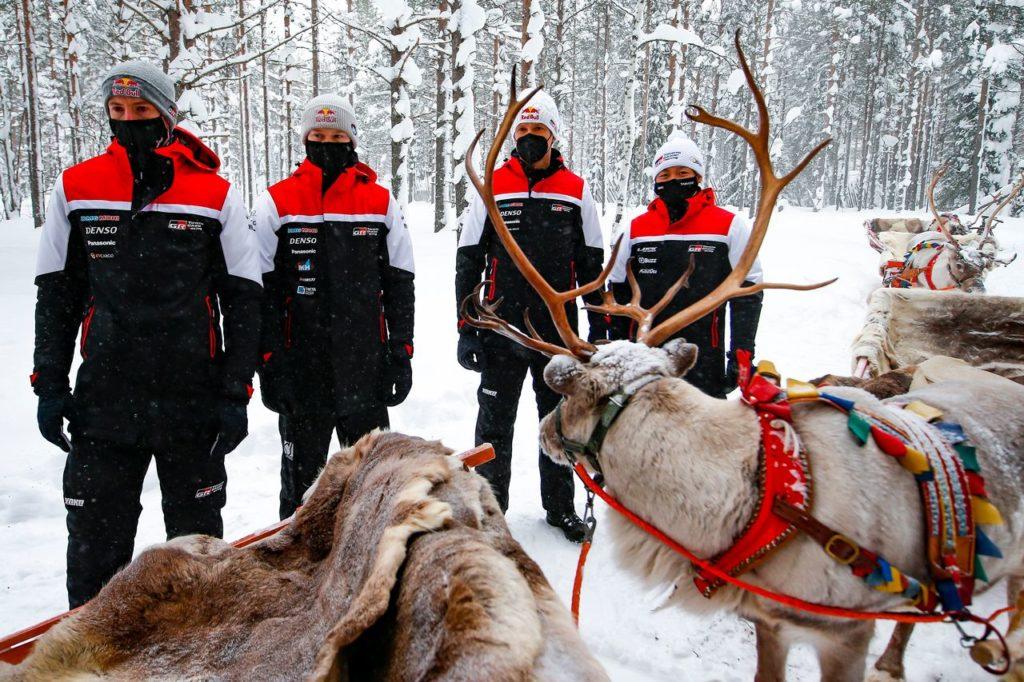 WRC | Arctic Rally Finland, i favoriti secondo Ogier: non solo Rovanpera, ma anche Breen potrebbe dire la sua