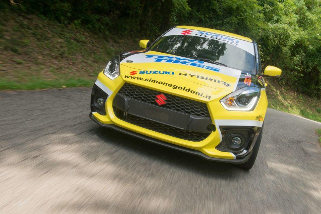Suzuki Rally Cup, calendario e dettagli dell'edizione 2021. Entra in gara la Swift Sport Hybrid R1