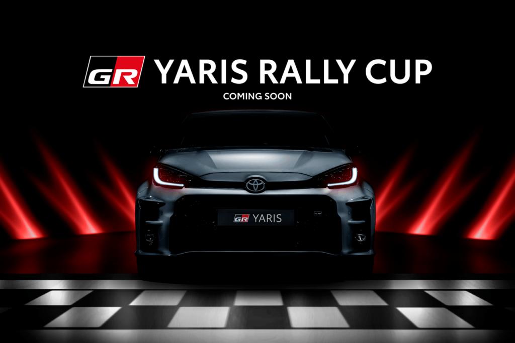 GR Yaris Rally Cup, nasce il primo monomarca Toyota legato ai campionati italiani rally