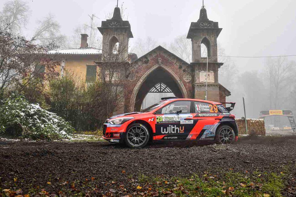 ERC | Umberto Scandola verso un programma nel Campionato Europeo Rally, sempre con Hyundai Italia