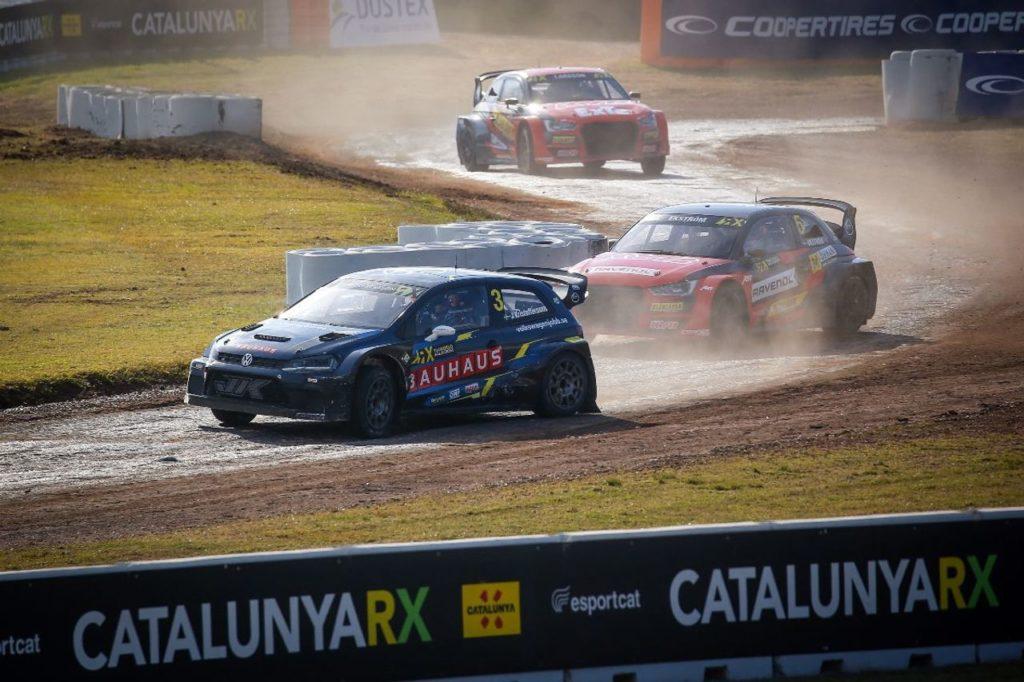 Il WRC Promoter potrebbe acquisire i diritti commerciali del Mondiale Rallycross FIA