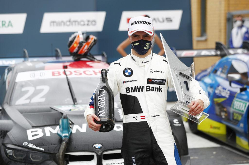 DTM | Auer si separa da BMW dopo solo un anno da ufficiale