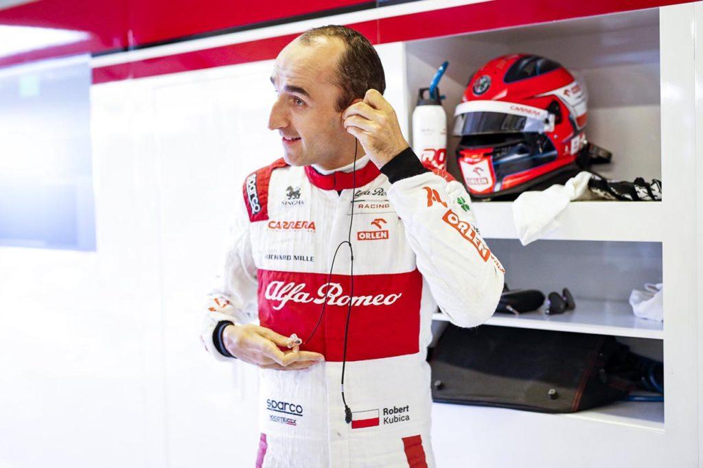 ELMS | Robert Kubica con Team WRT, correrà con una LMP2