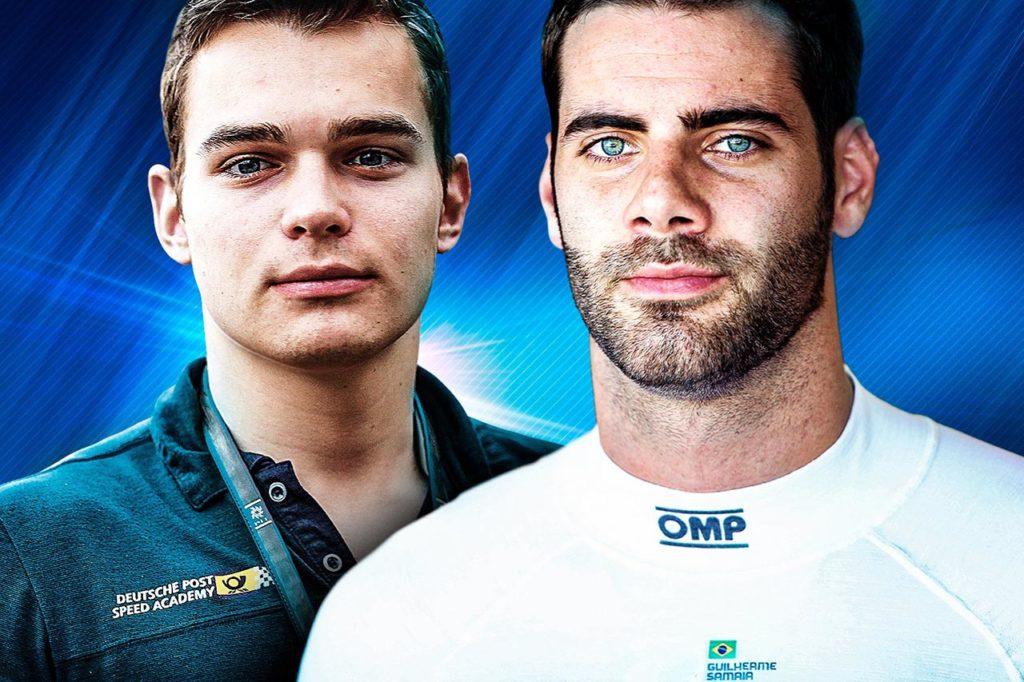 F2   Beckmann e Samaia nuovi volti di Charouz per la stagione 2021