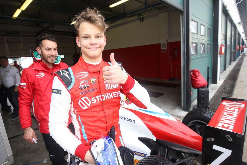 Formula Regional by Alpine | Aron ritorna in Prema per la stagione 2021