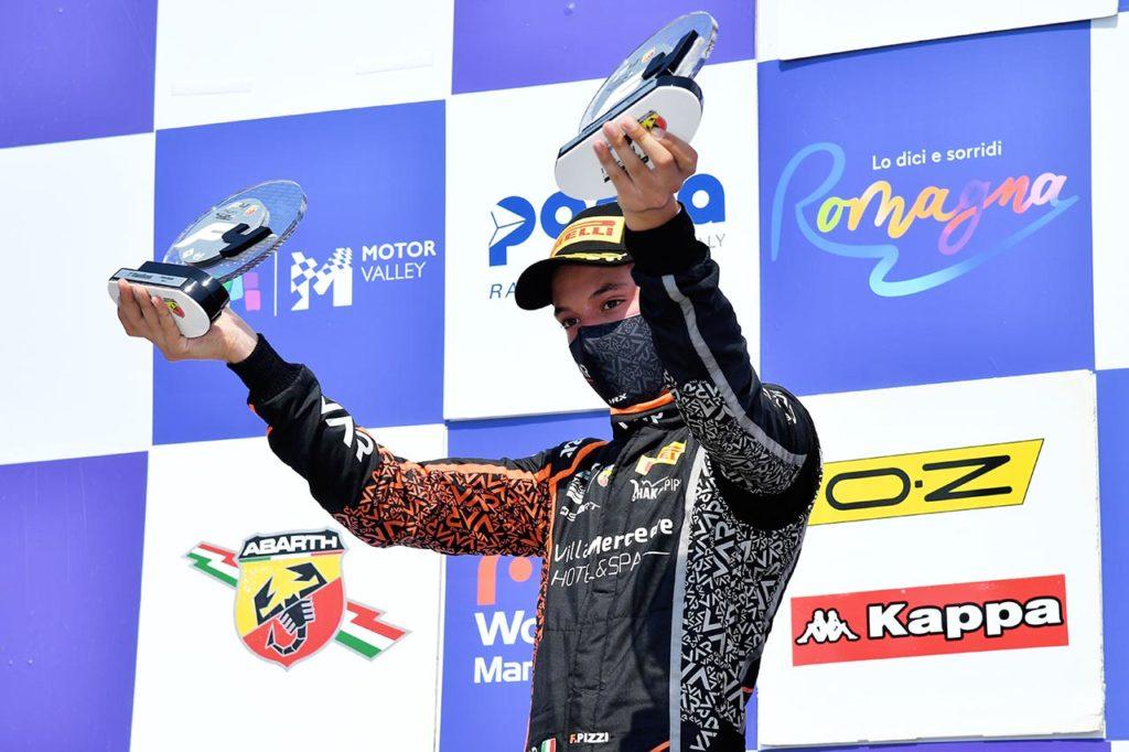 Formula Regional by Alpine   Pizzi promosso da Van Amersfoort Racing dalla F4 Italia