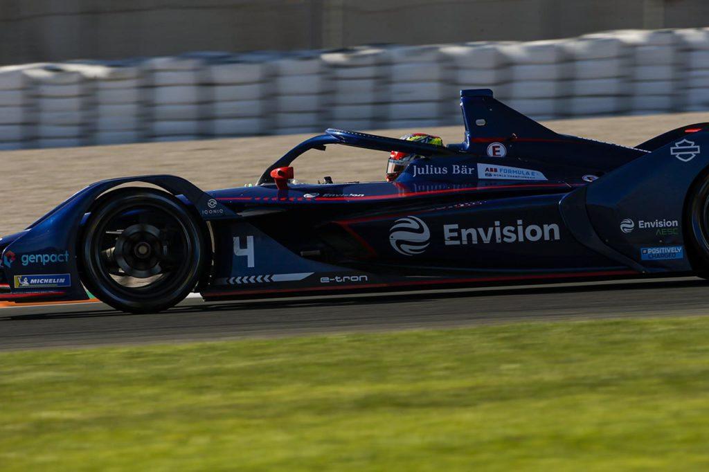 Formula E | Envision Virgin al lavoro sulla prima auto scoperta biposto
