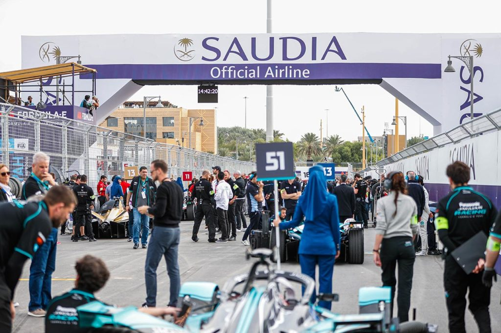 Formula E | Nuova sede per l'ePrix dell'Arabia Saudita? Si pensa a Qiddiya