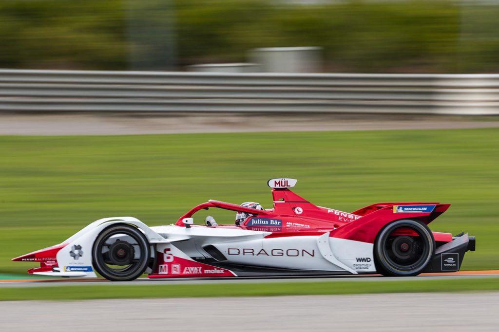 Formula E   Dragon Penske Autosport vuole continuare anche con le Gen3