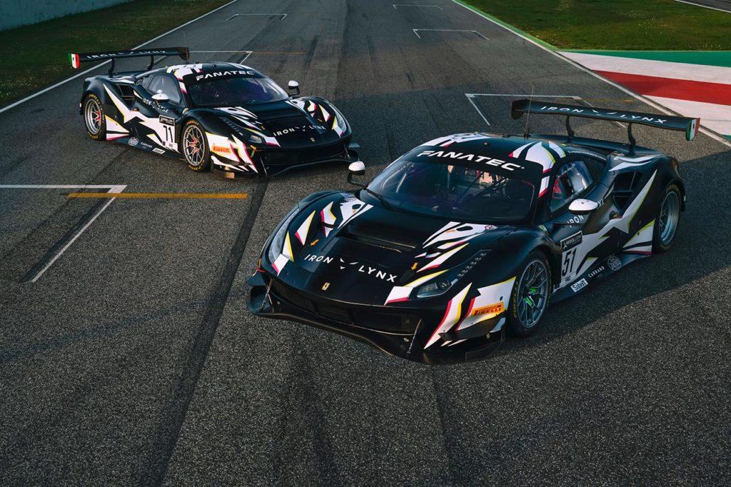 GTWC Europe | Iron Lynx con due Ferrari nel 2021, ci sarà anche Ilott