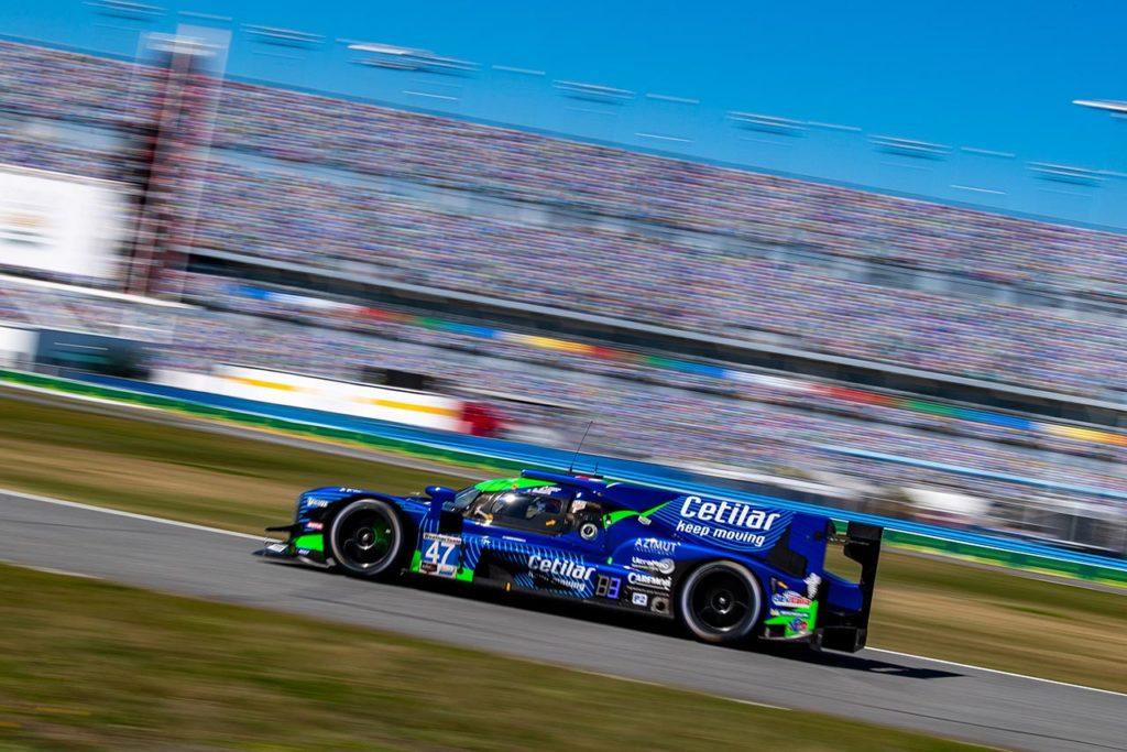 IMSA | Doccia gelata per Cetilar Racing a Daytona, vicinissima alla vittoria in LMP2